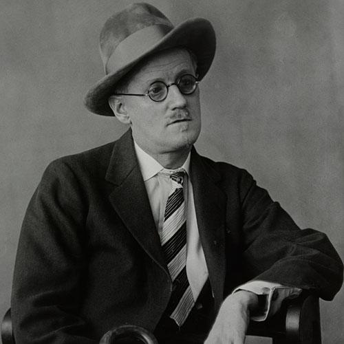 James Joyce ile Bir Öğleden Sonra