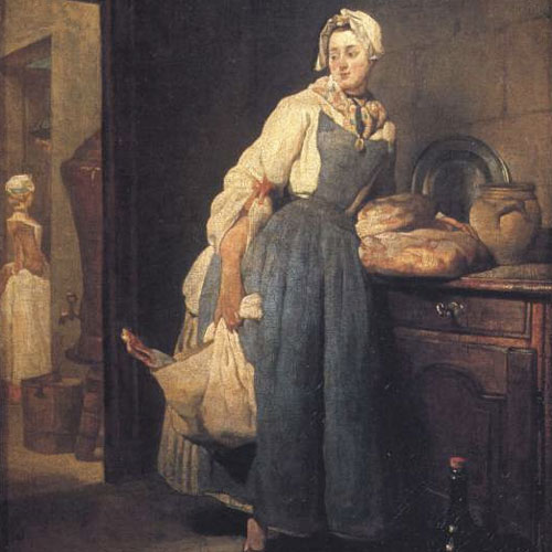 Başlangıcından Empresyonizm'e Fransız Resmi I