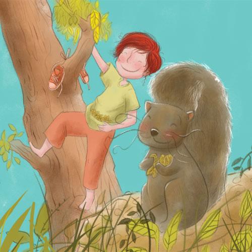 Doğasever Eda – Orman Gönüllüleri