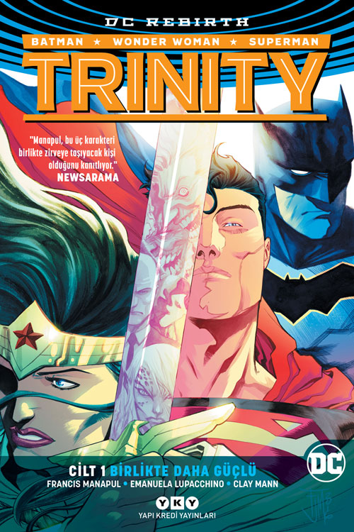 Trinity Cilt 1: Birlikte Daha Güçlü