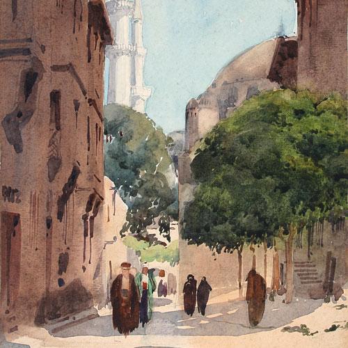 Albert Gabriel (1883-1972)