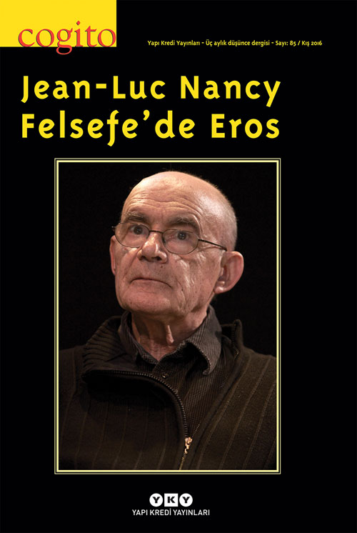 Jean-Luc Nancy ve Felsefe'de Eros