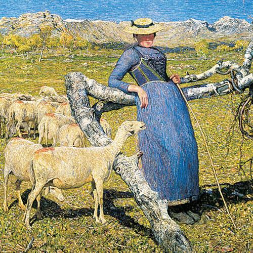 Resimde Bölgesel ve Yerel Tavır - J. François Millet, Giovanni Segantini, Winslow Homer