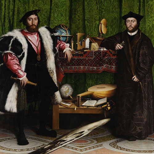 Kuzey Avrupa Rönesans'ının Başeserleri