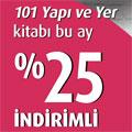 Haziran Ayı Kitabı: 101 Yapı ve Yer Türkiye