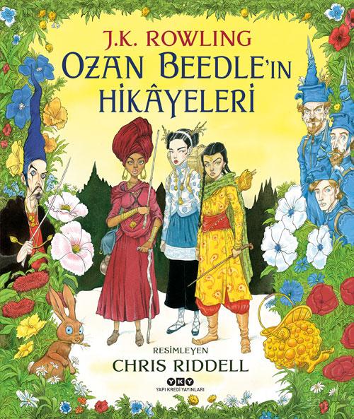 Ozan Beedle'ın Hikâyeleri - Resimli Özel Baskı