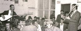 Kars'ta Çobanoğlu Kahvehanesi'nde Âşık Karşılaşmaları - Âşıklık Geleneğinin Şamanizm ve Sufizmle Olan Tarihsel Bağları