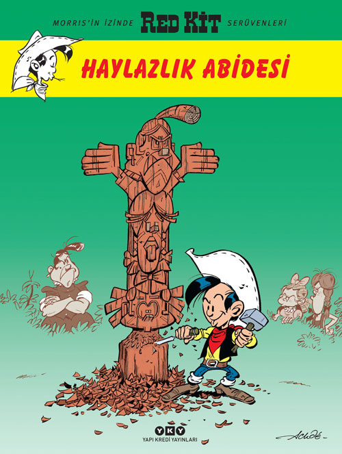 Haylazlık Abidesi - Red Kit 82