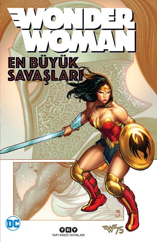 Wonder Woman - En Büyük Savaşları