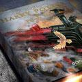 Rengârenk resimlerle canlanan Harry Potter İstanbul Kitap Fuarı'nda!
