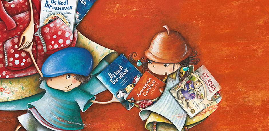Sara Şahinkanat ve Ayşe İnan Alican okurlarlıyla buluşuyor