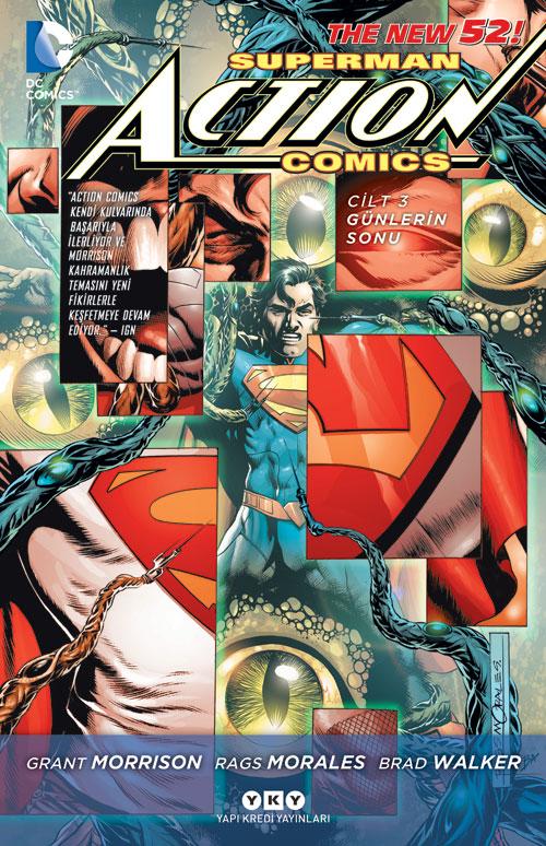 Superman Action Comics 3 - Günlerin Sonu