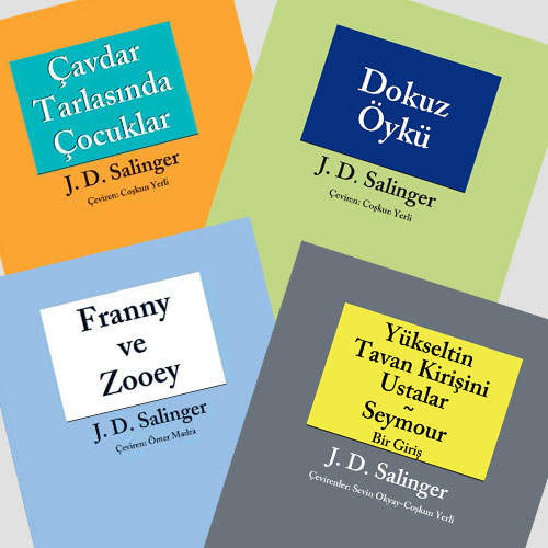 Salinger 100 Yaşında