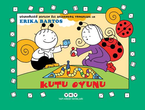 Uğurböceği Sevecen ile Salyangoz Tomurcuk - Kutu Oyunu
