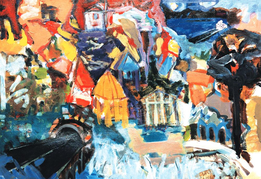 En Sevdikleri Yaşayan Ressamlar Yapı Kredi Kültür Sanat Yayıncılık