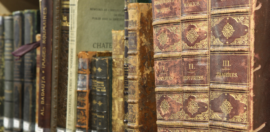 Sermet Çifter Araştırma Kütüphanesi