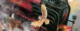 Harry Potter'ı bir de Mösyö Taha'dan dinleyin