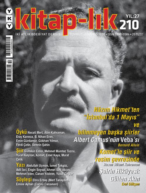 """Nâzım Hikmet'ten """"İstanbul'da 1 Mayıs"""" ve bilinmeyen başka şiirler"""