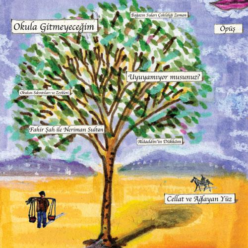 Orhan Pamuk – Ben Bir Ağacım