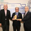 Bu yılki Mehmet H. Doğan Ödülü'nün sahibi Alphan Akgül oldu