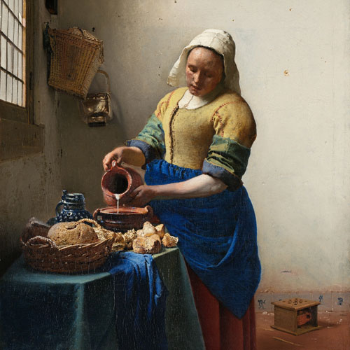 Geleneksel Janr Resmi - 17. Yüzyıl Hollanda Resmi