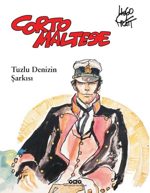 Corto Maltese 1 - Tuzlu Denizin Şarkısı