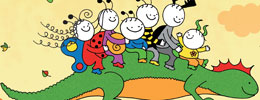 Sevecen ile Tomurcuk Etkinlik Kitabı 3 - Tombalak'ı Hıçkırık Tuttu!