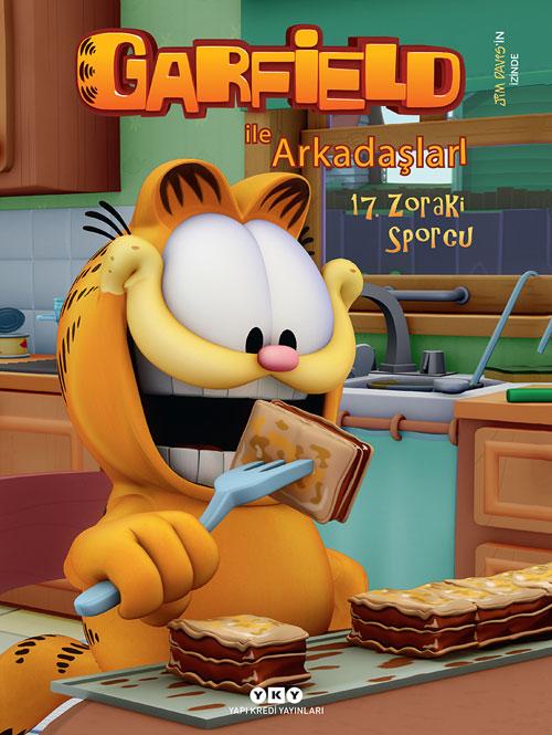 Garfield ile Arkadaşları 17 - Zoraki Sporcu