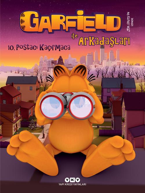 Garfield ile Arkadaşları 10 - Postacı Kaçırmaca