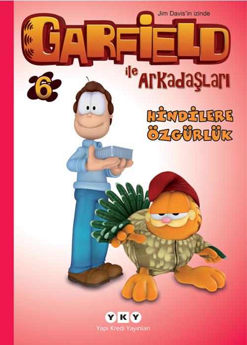 Garfield ile Arkadaşları 6 - Hindilere Özgürlük