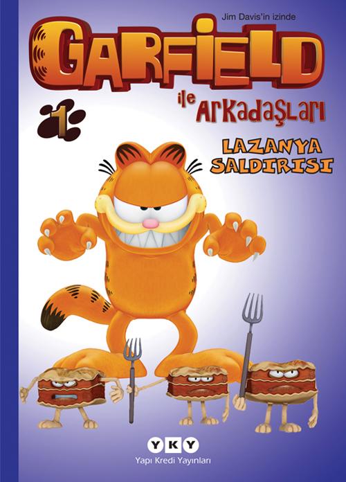 Garfield ile Arkadaşları 1 - Lazanya Saldırısı