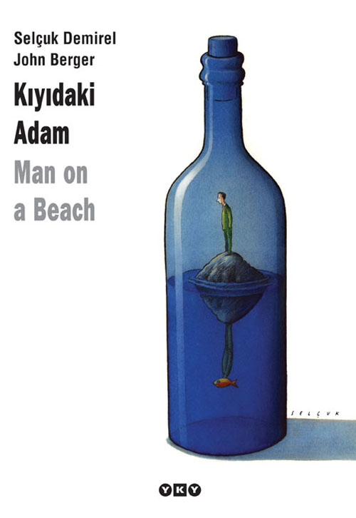 Kıyıdaki Adam - Man on a Beach