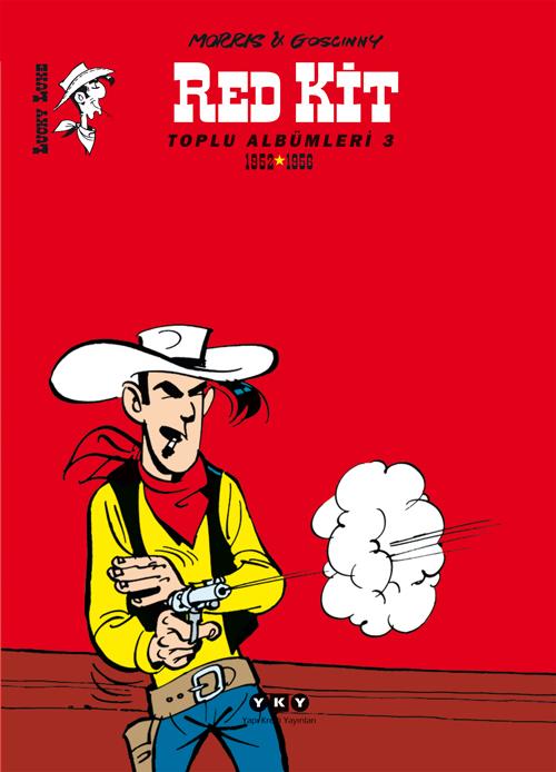 Red Kit - Toplu Albümleri 3 - 1952/1956