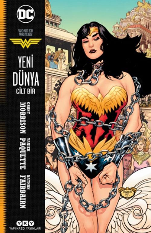 Wonder Woman - Cilt 1 Yeni Dünya