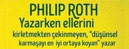 Kasım Ayı Yazarı: Philip Roth