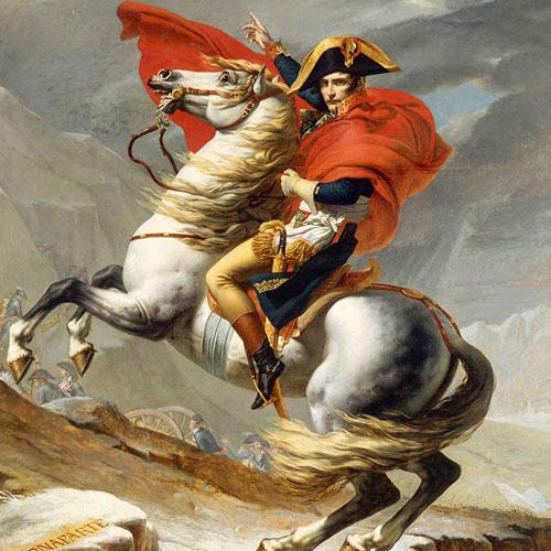 """Napolyon ve Wellington Dükü Karşıtlığında """"Kahraman"""" İmajı"""