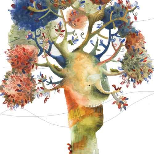 Kanatlı Ağaç