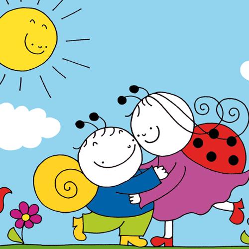 Uğurböceği Sevecen ile Salyangoz Tomurcuk 1: Arkadaşlık