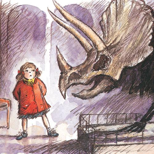 Katie ve Dinozorlar
