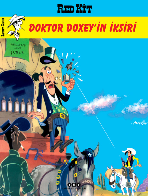 Doktor Doxey'in İksiri - Red Kit 5