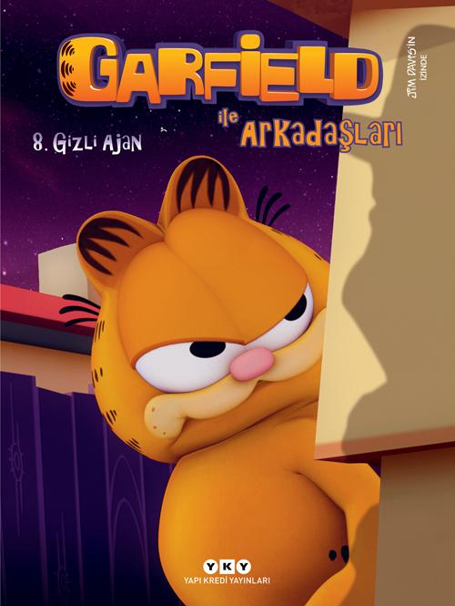 Garfield ile Arkadaşları 8 - Gizli Ajan