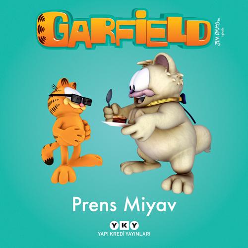 Garfield 8 - Prens Miyav