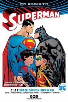Superman Cilt: 2 - Süper Oğul'un Sınavları