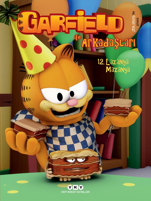 Garfield ile Arkadaşları 12 - Lazanya Mazanya