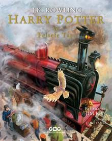 Harry Potter ve Felsefe Taşı - 1 (Resimli Özel Baskı)