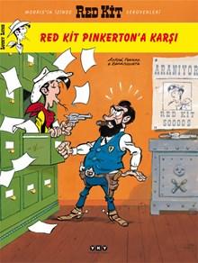 Red Kit Pinkerton'a Karşı - Red Kit 38