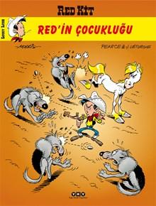 Red'in Çocukluğu - Red Kit 51
