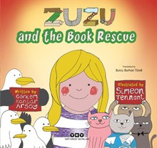 Zuzu and the Book Rescue