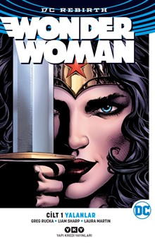 Wonder Woman Cilt 1: Yalanlar
