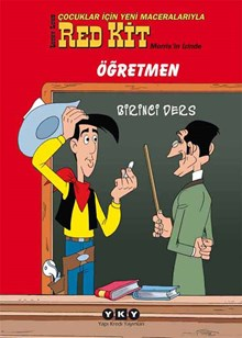 Öğretmen - Red Kit 8